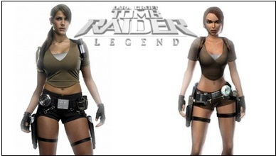 free Tomb Raider Legend for psp