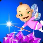 Princess Baby Fairy: Magic Run