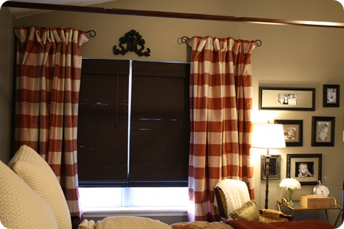 Tricky Window Treatments From Thrifty Decor Chick