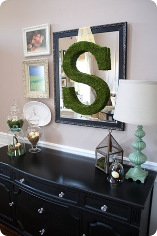 mossy letter