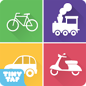 Vehicle & Car Puzzles for Kids