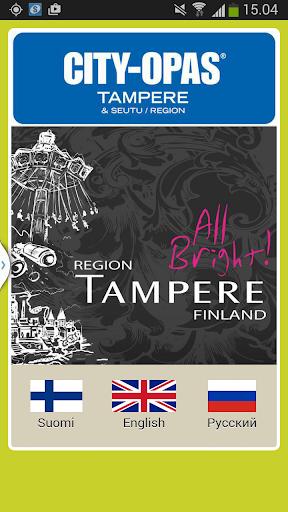 CITY-OPAS Tampere seutu