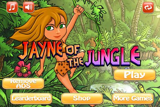 Jayne of the Jungle