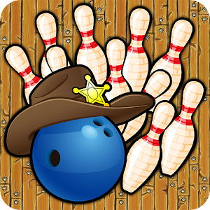Bowling Western for PC and MAC