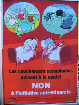L'affiche du non