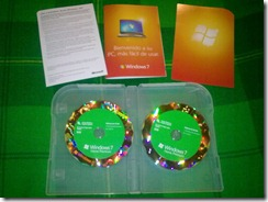 Windows 7 Full Box