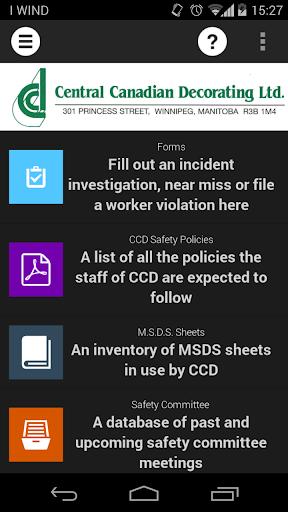 CCD App