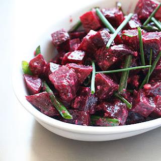 Beet Salad with Horseradish