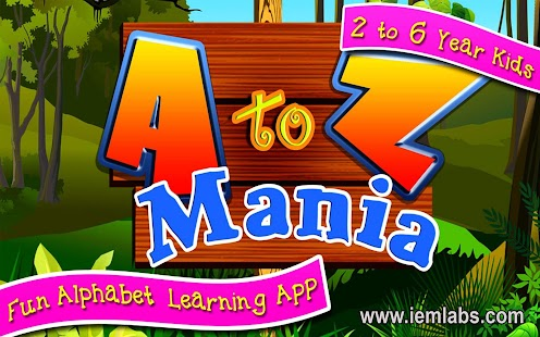 AtoZ Mania- screenshot thumbnail