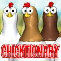 Chicktionary icon