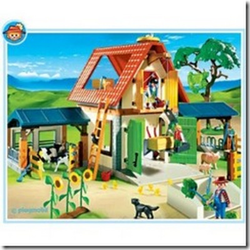 Toys My Child Is Really Playing With - Playmobil