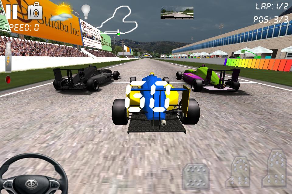 race rally 3d xtreme car racer screenshot