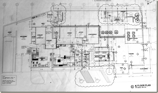 Indianabeer october 2010 for Brewery floor plan