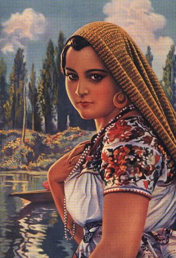 Photos Like Mexican Calendar Girls-1522