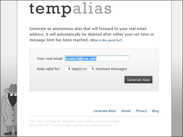 Appatic: Tempalias: A Excellent Temporary Email Alias Generator