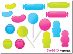 Sweets_vector