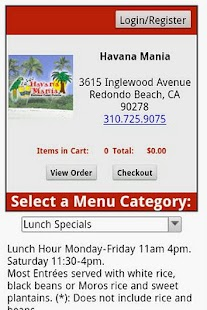 Havana Mania: Redondo Beach CA - screenshot thumbnail