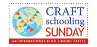 craftschoolingsunday