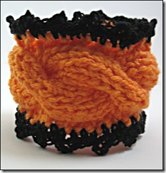 orange cable cuff