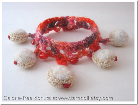 Tamdoll's jelly donuts won't make you fat.