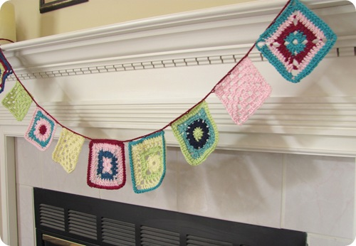 Tamdoll Crochets Squares