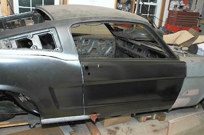 1965 Mustang Fastback 5 0 Restomod Quarter Panels 2