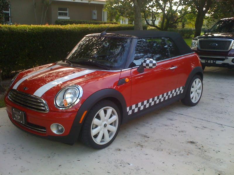Funny License Plates Mini Cooper
