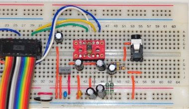 Audio Output with the ML605 FPGA – Joel's weblog