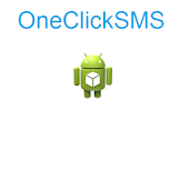Send SMS message in one click