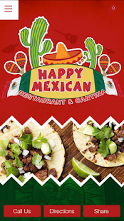 Happy Mexican- screenshot thumbnail