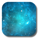 Galaxy Taurus Nebula LWP icon