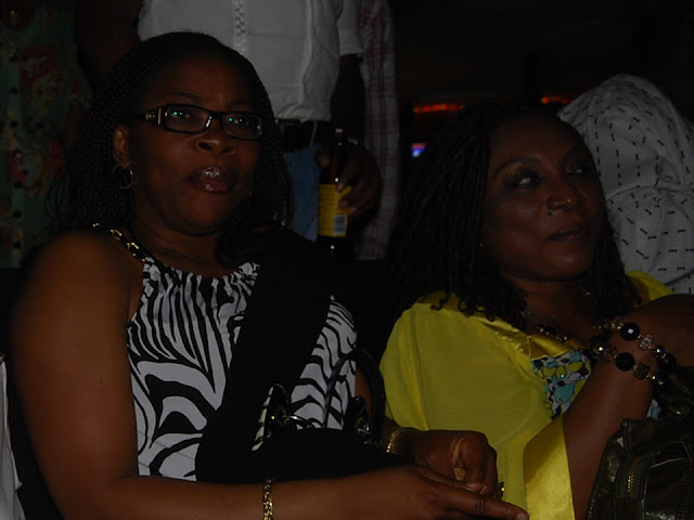 Sola Salako and Nkechi Obi