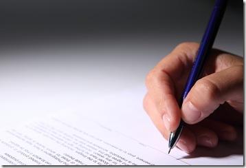 O processo de escrever em blogs