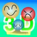 ウキウキWindow3D logo