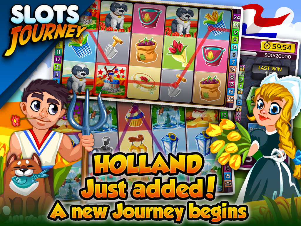 Slots Journey - screenshot