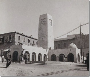 Allenby Square clocktower-1934