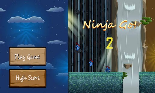 Ninja Go!2- screenshot thumbnail