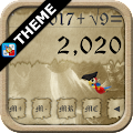 Download SCalc theme Pirate APK