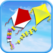 3D Kites Free Live Wallpaper