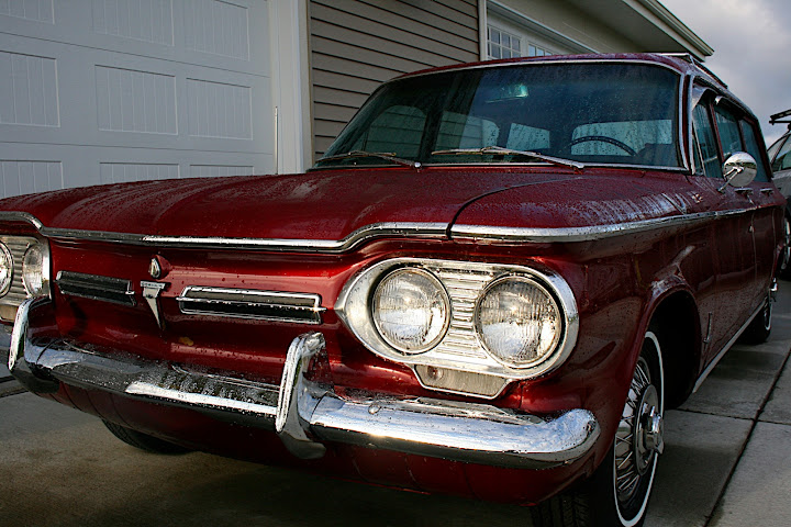 Corvair Of The Month February 2010