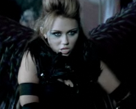 Miley Cyrus Can't Be Tamed Music Video