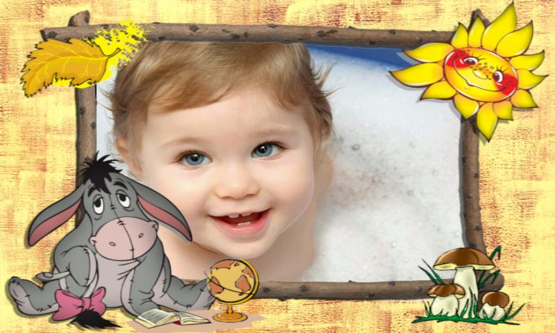 Kids Photo Frames- screenshot