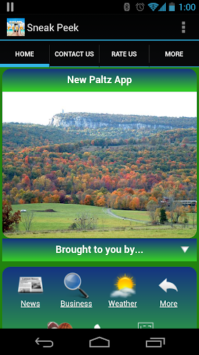New Paltz App