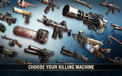 DEAD TRIGGER 2: ZOMBIE SHOOTER- screenshot thumbnail
