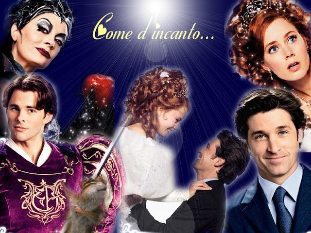 Come d'incanto (2007) - Programmi TV