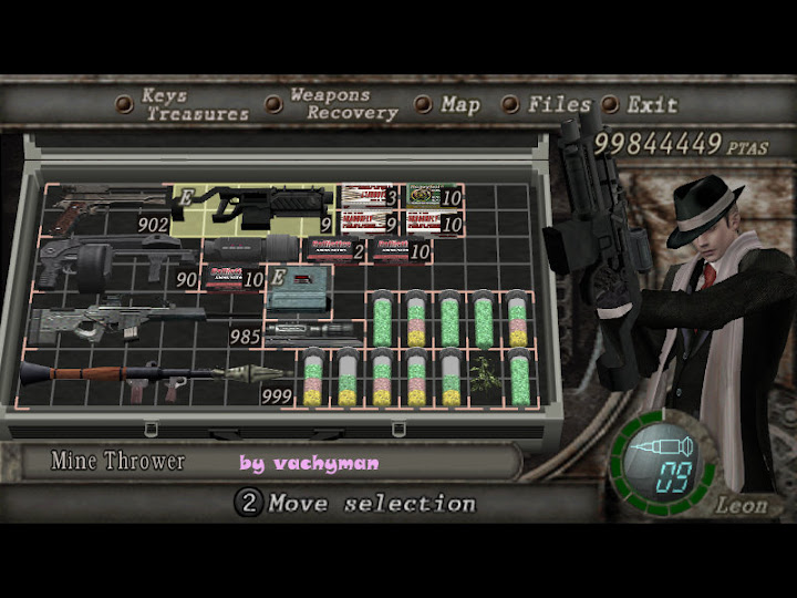 APORTE} RE4 SaveGame 100% - Resident Evil [Comunidad O    en