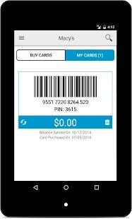 SaveYa - Buy & Sell Gift Cards - screenshot thumbnail