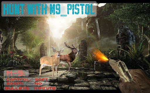 Deer Hunting war-challenge