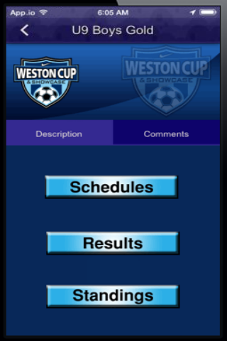 Weston Cup & Showcase- screenshot