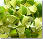 Unsalted Limes